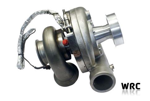 Turbo con restrictor WRC